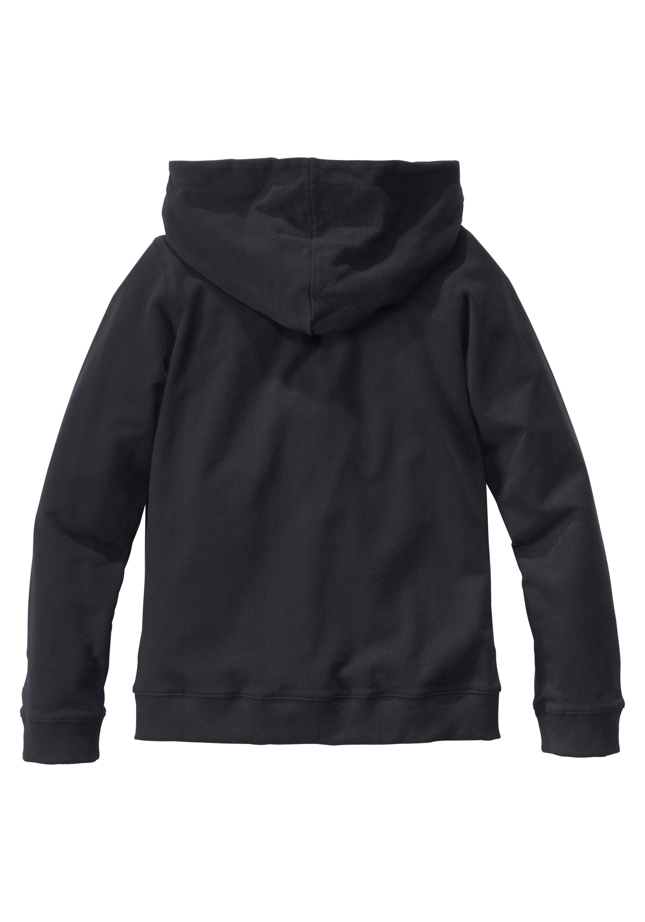 Bench Kapuzensweatjacke Sweatjacken Mädchen Sweatshirts Mädchenkleidung