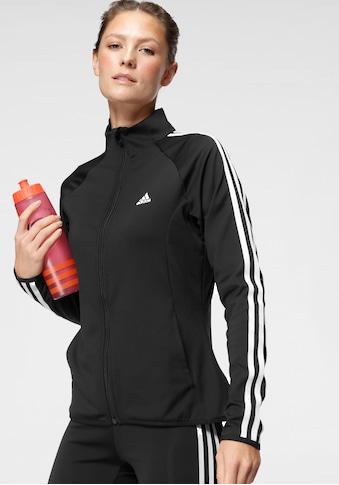 adidas Performance Trainingsjacke »AEROREADY DESIGNED TO MOVE 3-STREIFEN TRAININGSJACKE« kaufen