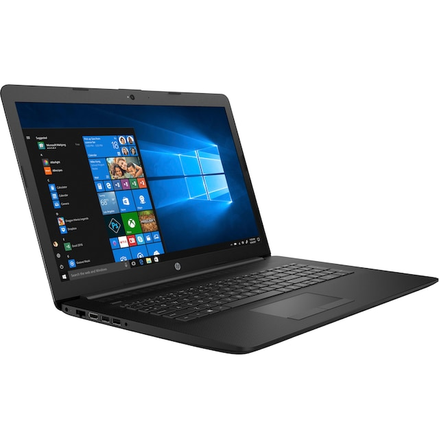 HP 17-by2236ng Notebook (43,9 cm / 17,3 Zoll, Intel,Core i5, - GB HDD, 512 GB SSD)