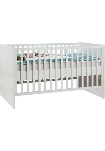 roba® Babybett »Nordic, weiß«, Made in Europe kaufen