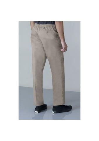 Duke Clothing Chinos »Herren Kingsize Basilio D555 elastischer Bund Rugby Hose« kaufen