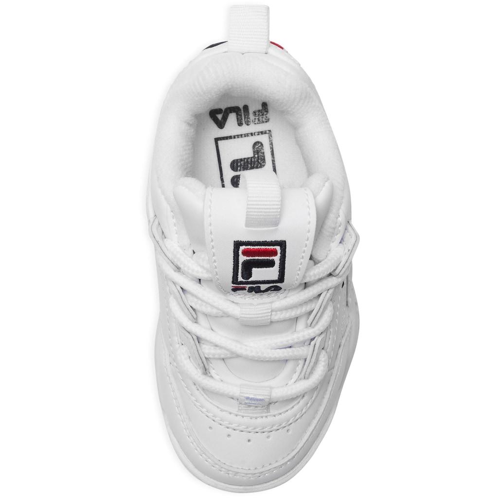 Fila Sneaker »Disruptor Infants«