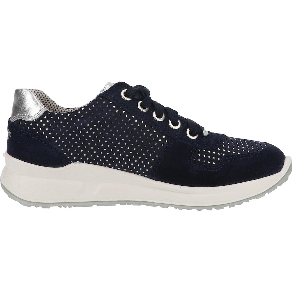 Superfit Sneaker »Veloursleder«