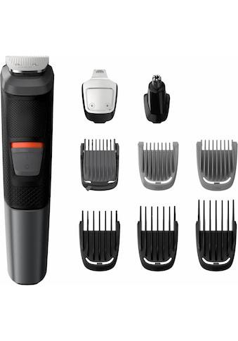 Philips Haar- und Bartschneider »MG5720/15«, 9 Aufsätze, Multigroom Series 5000 mit 9 hochwertigen Aufsätzen kaufen