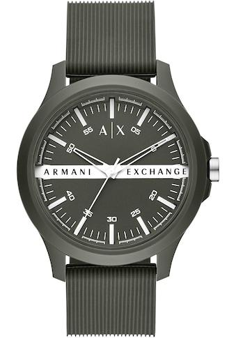 ARMANI EXCHANGE Quarzuhr »AX2423«, (1 tlg.) kaufen