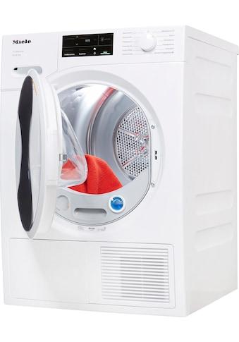 Miele Wärmepumpentrockner »TSJ663 WP Eco&9kg«, T1 White Edition kaufen