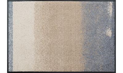 wash+dry by Kleen-Tex Fußmatte »Medley«, rechteckig, 9 mm Höhe, Schmutzfangmatte, In-... kaufen