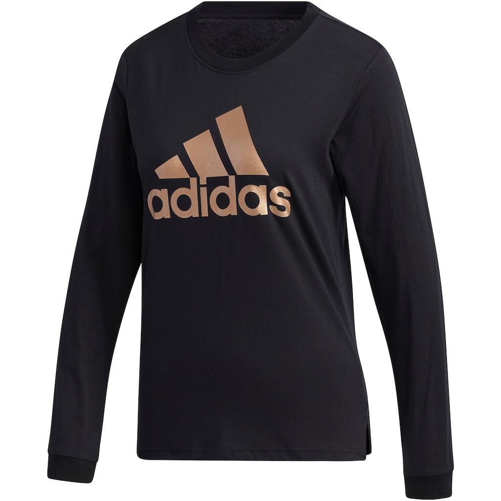adidas Performance Langarmshirt »W U-B-U LONGSLEEVE TEE«