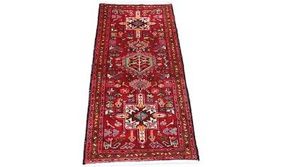 morgenland Wollteppich »Qaraja Teppich handgeknüpft rot«, rechteckig, 7 mm Höhe,... kaufen