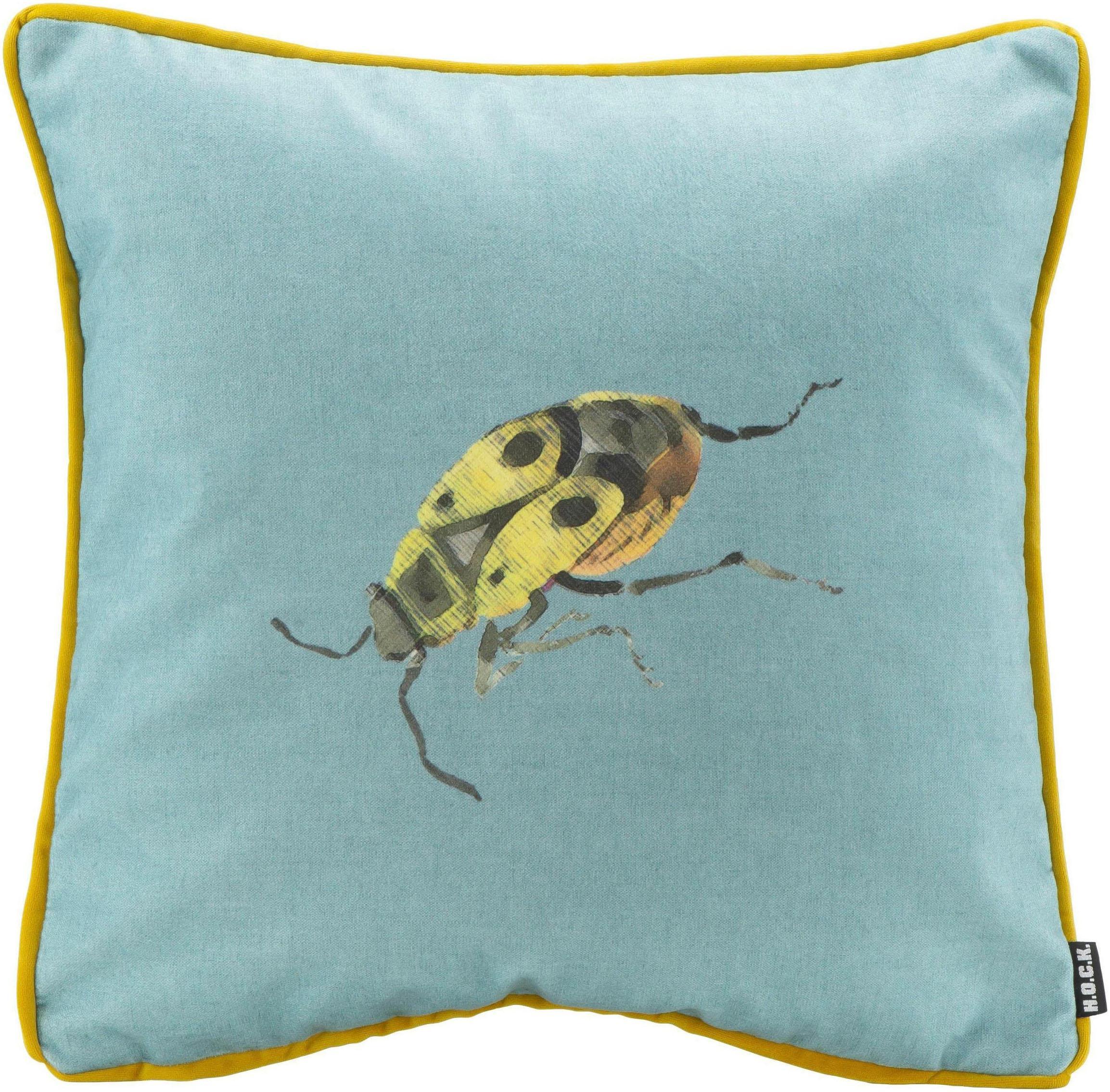 Hock Kissen Bugs Feuerwanze 45/45 cm