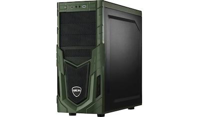 """Hyrican Gaming-PC-Komplettsystem »Military SET02084 + Philips 273V7QDSB/00 68,6cm (27"""")« kaufen"""