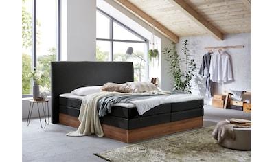 Premium collection by Home affaire Boxspringbett »Blomen« kaufen