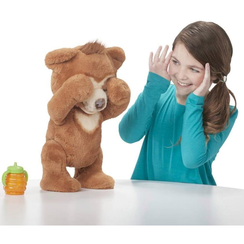 Hasbro Kuscheltier »furReal Cubby, mein Knuddelbär«