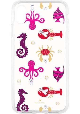 Swarovski Smartphone - Hülle »Sea Life Smartphone Schutzhülle mit integriertem Stoßschutz, iPhone® XS Max, transparent, 5474751« kaufen