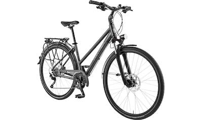 Panther Trekkingrad »STRASSBURG«, 30 Gang Shimano DEORE Schaltwerk, Kettenschaltung kaufen