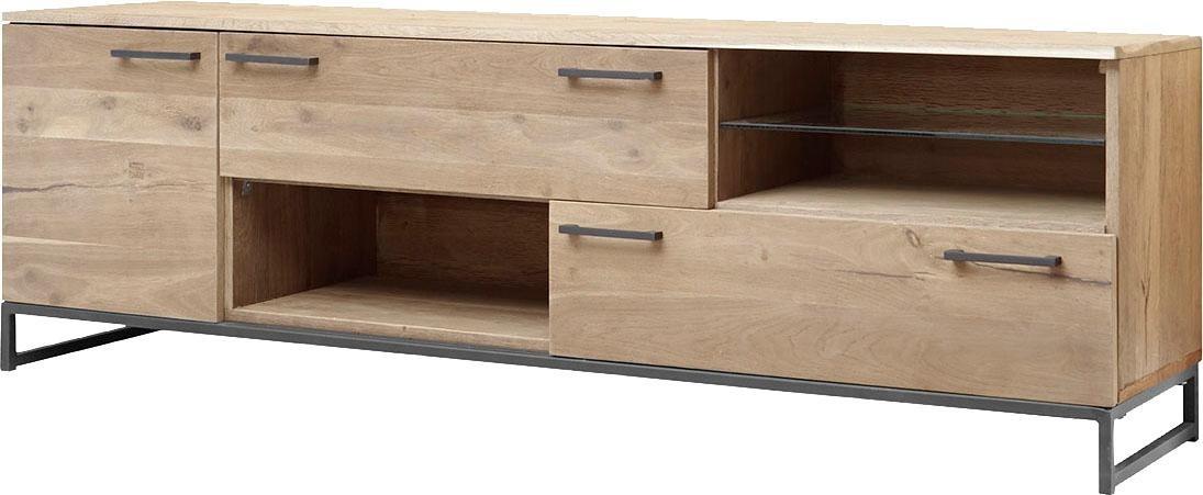 Quadrato TV-Lowboard Niagara klassisches Wohndesign und modernes Ambiente vereint in einer Komposition