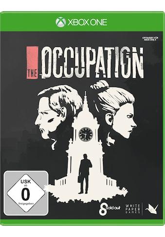 Xbox One Spiel »The Occupation«, Xbox One kaufen