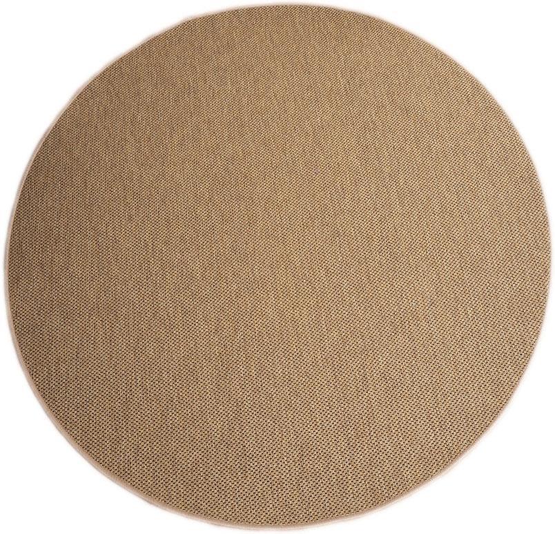 Teppich Sahara Living Line rund Höhe 5 mm