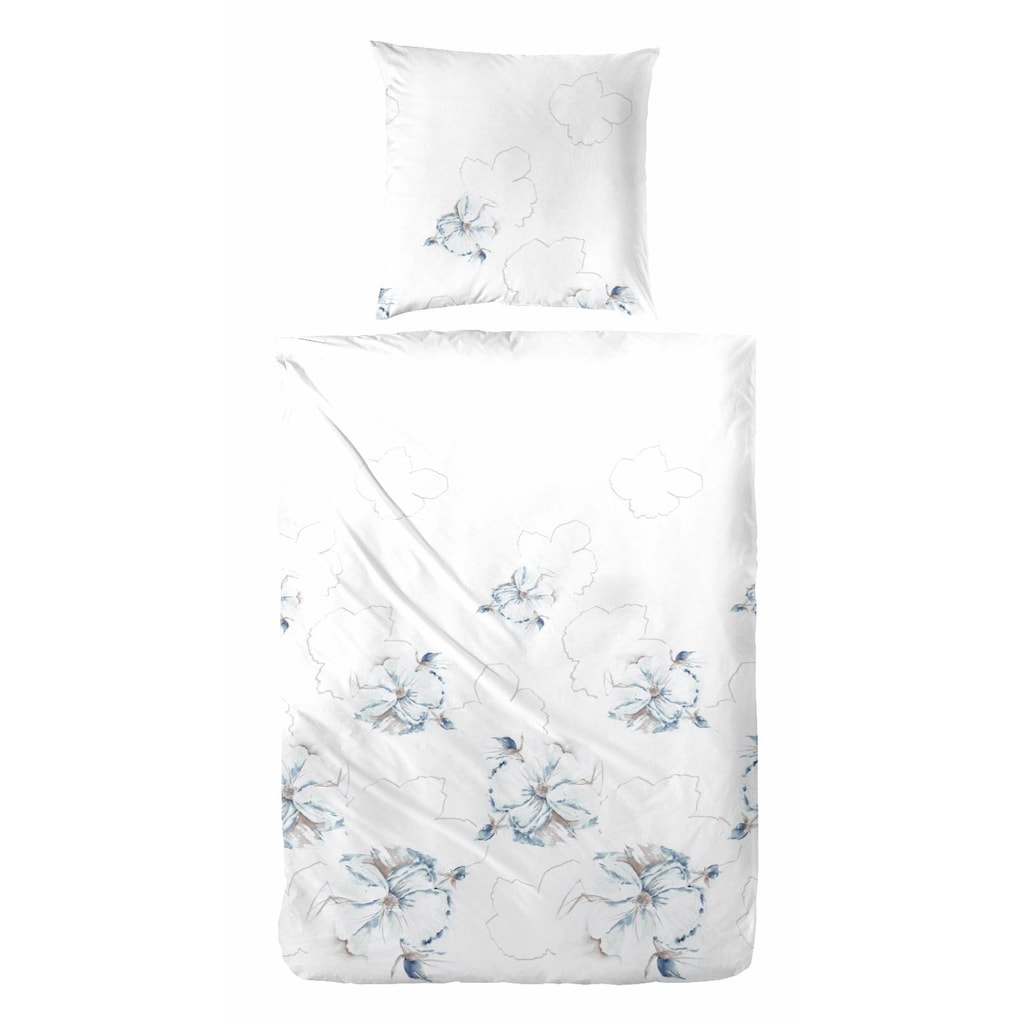 Primera Bettwäsche »Laija«, mit filigranen Blumen
