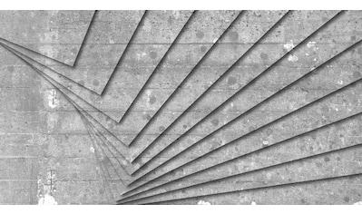 ARCHITECTS PAPER Fototapete »Atelier 47 Concrete Art 2«, 3D - Betonoptik kaufen