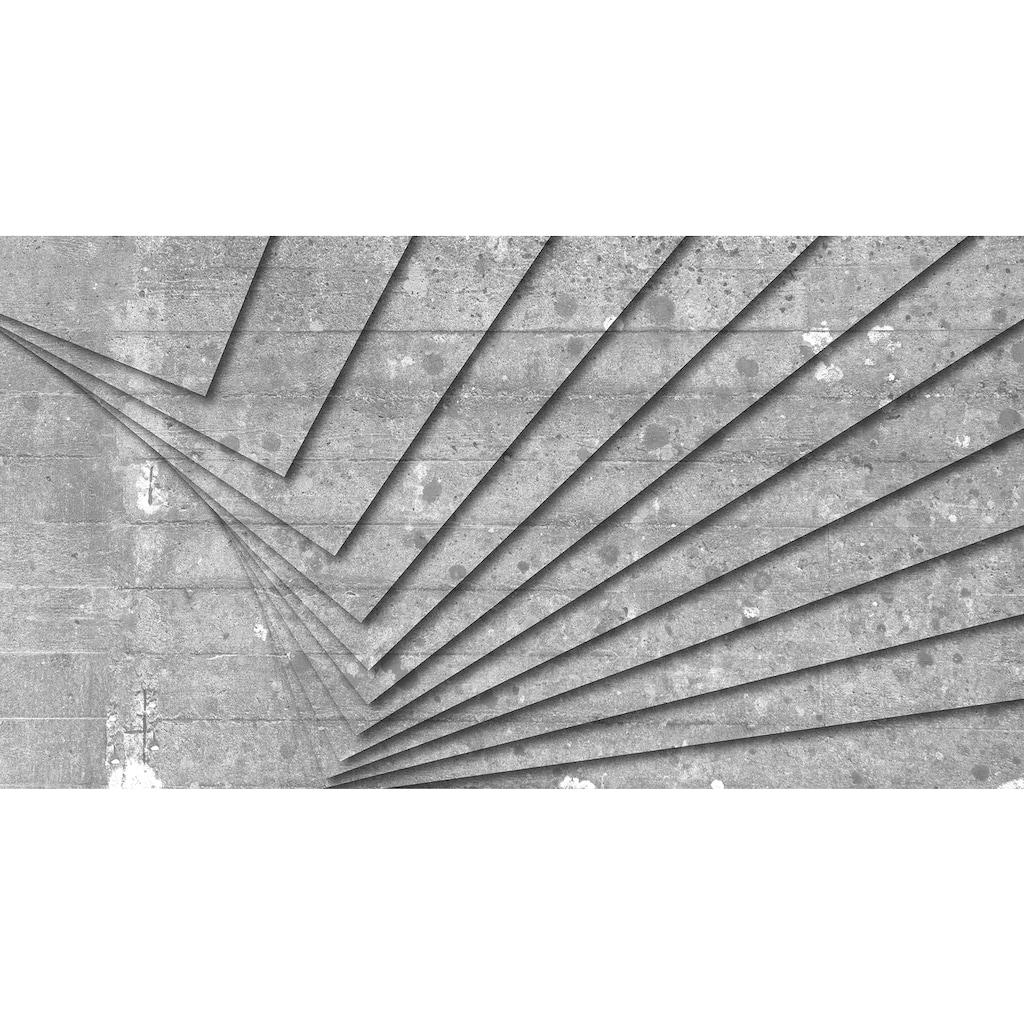 Architects Paper Fototapete »Atelier 47 Concrete Art 2«, Steinoptik