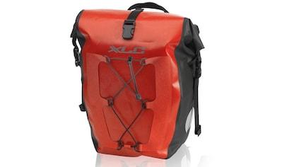 XLC Gepäckträgertasche »Einzeltaschenset BA-W38« kaufen