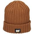 CATERPILLAR Beanie »Mütze, geripptes Design«