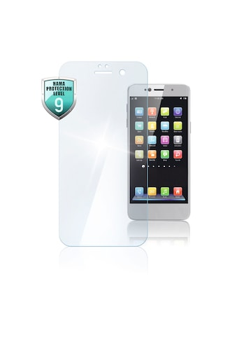 "Hama Echtglas - Displayschutz für Y6 (Prime) 2018/Honor 7A »""Premium Crystal Glass""« kaufen"