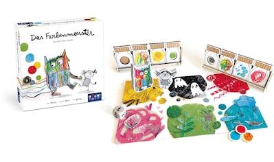 Huch! Spiel »Das Farbenmonster«, Made in Germany kaufen