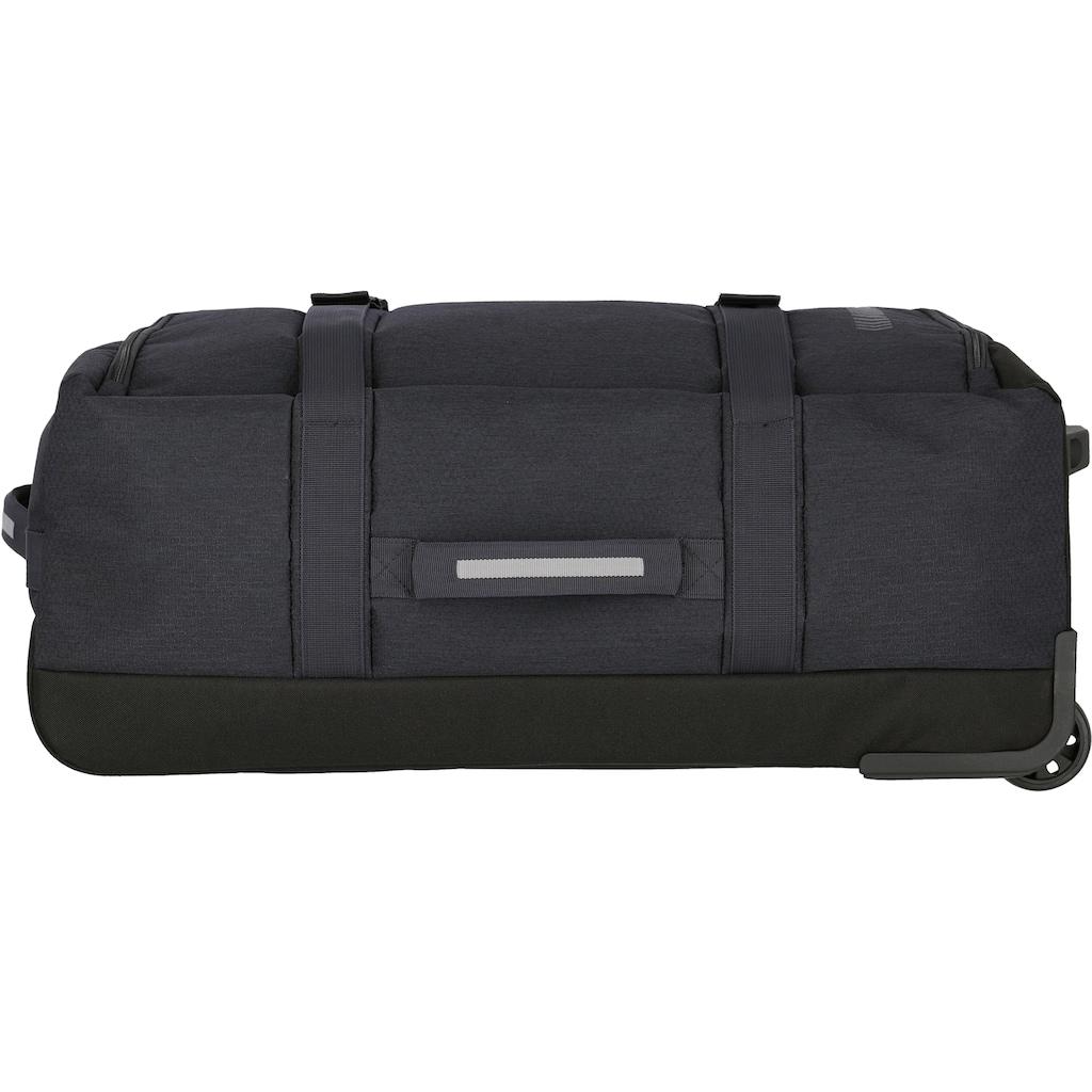 travelite Reisetasche »Kick Off L, 68 cm, mit Trolleyfunktion«, mit Trolleyfunktion