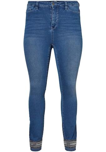 Junarose Slim - fit - Jeans »Five« kaufen