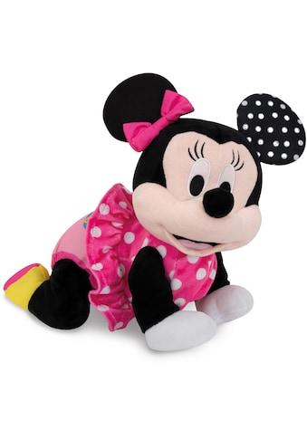 """Clementoni® Kuscheltier """"Baby Minnie  -  Krabbel mit mir"""" kaufen"""