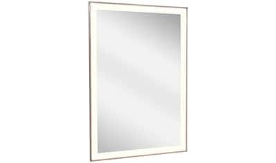 VASNER Infrarotwandheizgerät »Zipris S LED«, Glas/Chrom, 600 W, 60x110 cm kaufen