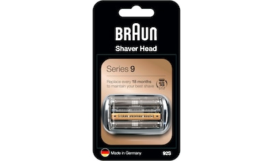 Braun Ersatzscherteil »Series 9 92S«, kompatibel mit Series 9 Rasierern kaufen