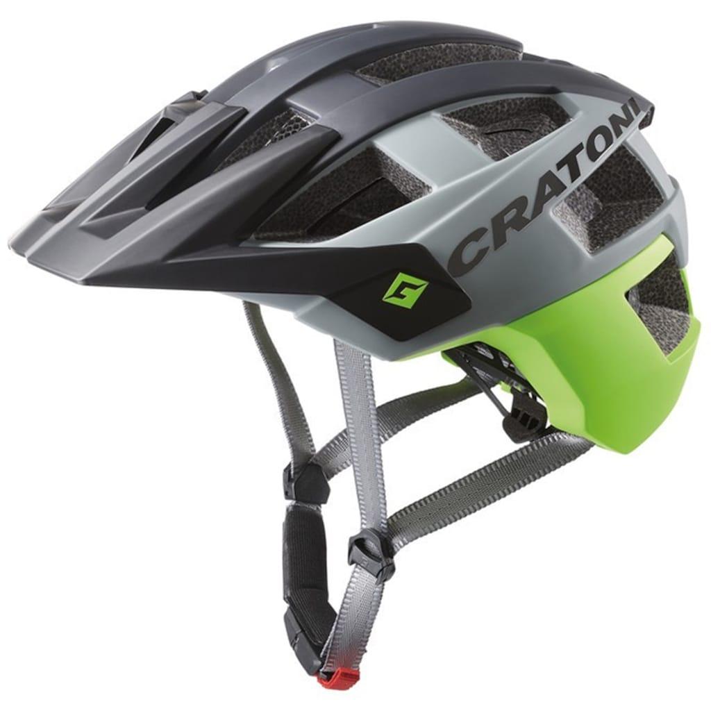 Cratoni Mountainbikehelm »MTB-Fahrradhelm AllSet«, Reflektoren
