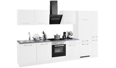 HELD MÖBEL Küchenzeile »Mito«, ohne E-Geräte, Breite 330 cm kaufen