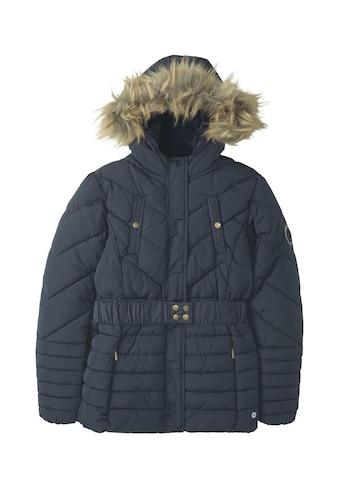 TOM TAILOR Steppjacke »Winterparka mit Kapuze« kaufen