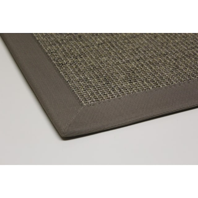 Sisalteppich, »Mara S2«, Dekowe, rechteckig, Höhe 5 mm, maschinell gewebt