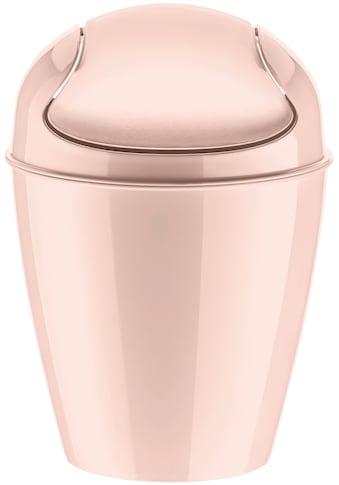KOZIOL Kosmetikeimer »DEL XS«, spülmaschinengeeignet, 2 L Fassungsvermögen kaufen
