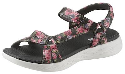 Skechers Sandale »On the Go 600 - Fleur«, mit Blumendruck kaufen