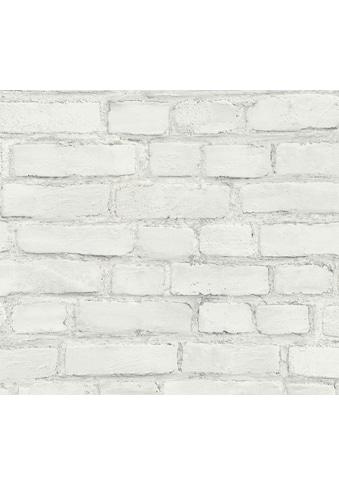 A.S. CRÉATION Vliestapete »Neue Bude 2.0 Stones & Structure in Vintage Backstein Optik« kaufen