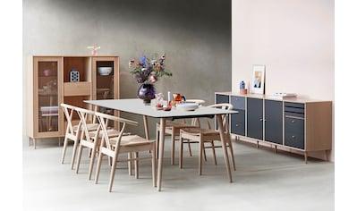 hammel Esstisch »MEZA«, mit Holzgestell und Auszugsfunktion, Breite 210 cm, Danish Design kaufen