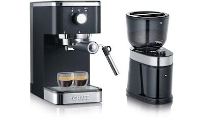 """Graef Espressomaschine """"Salita Set"""" kaufen"""
