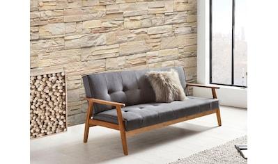 SIT Schlafsofa, mit hübschem Holzgestell kaufen