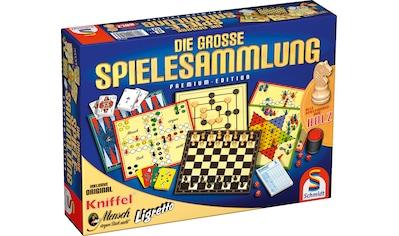 """Schmidt Spiele Spielesammlung, """"Die große Spielesammlung"""" kaufen"""
