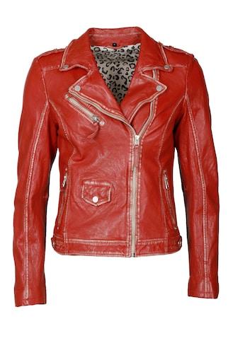 JCC Bikerjacke im Used - Look »51300« kaufen