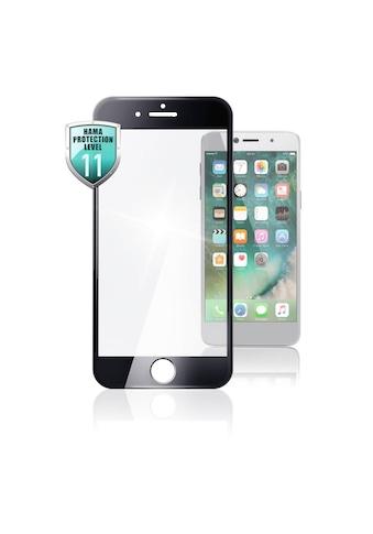 Hama 3D - Full - Screen - Schutzglas für Apple iPhone 6/6s/7/8,SE2020 »Displayschutz, Schutz« kaufen