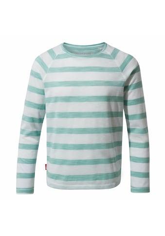 Craghoppers T-Shirt »Mädchen NosiLife Expert Langarmshirt Paola« kaufen