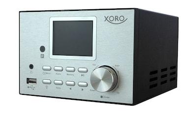 Xoro Micro Kompaktanlage mit Internetradio, DAB+ »HMT 500« kaufen