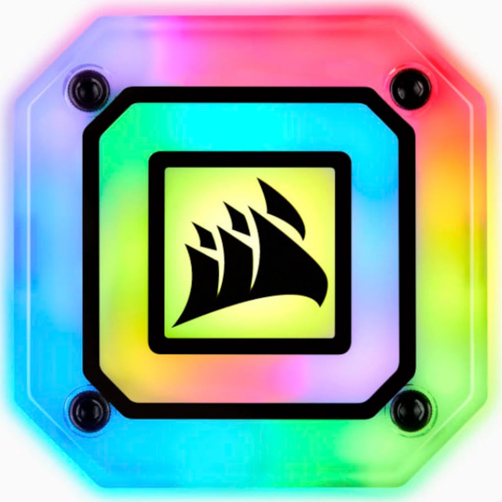 Corsair Wasserkühlung »iCUE H100i RGB PRO XT«